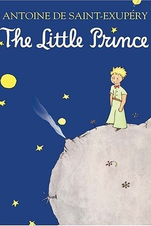 The Little Prince by Antoine de Saint-Exupery | 26 Books From Around The World To Read Before You Die
