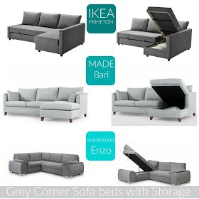 Home The Best Grey Corner Sofa Beds With Storage Diary Of The Evans Crittens Grey Corner Sofa Corner Sofa Bed With Storage Sofa Bed With Storage