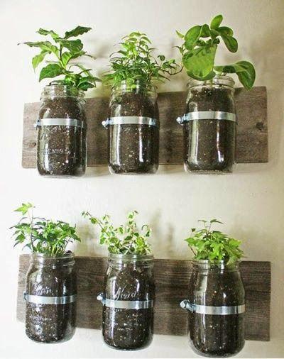Diy Kitchen Herb Garden Ideas