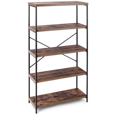 Foundry Select Tommy Etagere Bookcase Etagere Bookcase Open Bookcase Bookcase