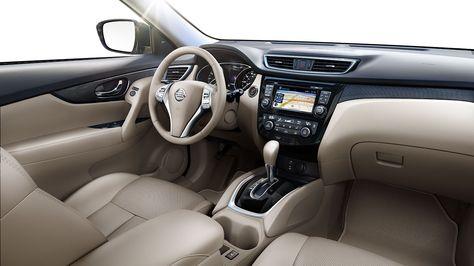 Nissan Rogue Interior 2015 Nissan Rogue Features Nissan Usa