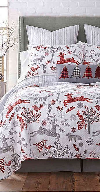 Christmas Comforter Christmas Bedding Quilts Duvet Covers