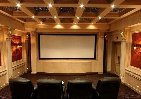 basement home theater diy #diyhometheater #hometheaterprojector  Modern Farmhou -  - #Basement #DIY #diyhometheater #Farmhou #Home #hometheaterprojector #modern #Theater