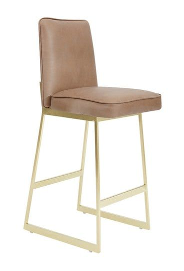Nuka Bar Counter Chair Contemporary Transitional Mid Century Modern Barstools Counter Stools Dering Hall Bar Stools Stool Oversized Chair Living Room