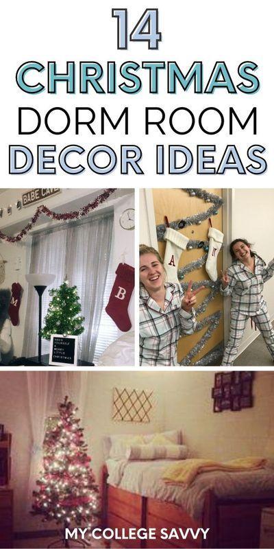 College Dorm Door Christmas Decorations Christmas Dorm Decorations Christmas Dorm Dorm Room Christmas Decorations