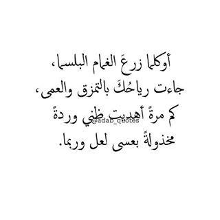 إشتاقت إليك عجاف أنت يوسفها فهلا رميت على العميان قمصانا اقتباس فصحى Arabic Quotes Arabic Calligraphy Arabic