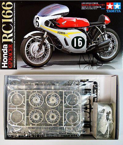 Motorcycle 2591 Tamiya 14113 Honda Rc166 Gp Racer 1 12 Scale Kit Buy It Now Only 38 On Ebay Motorcycle Tamiya Ho Tamiya Motorcycle Plastic Model Kits