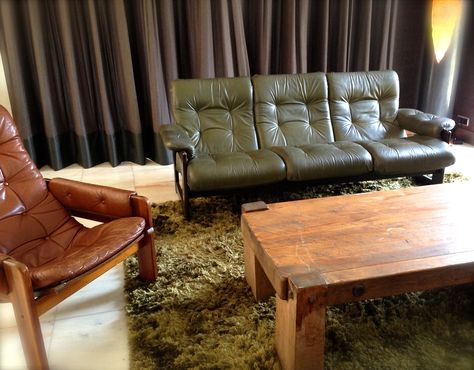 Retro Leren Bank.Retro Bank Retro Huiskamer Retro Furniture Pastoe Stoel Leren Bank