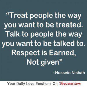 Respect Quotes. QuotesGram