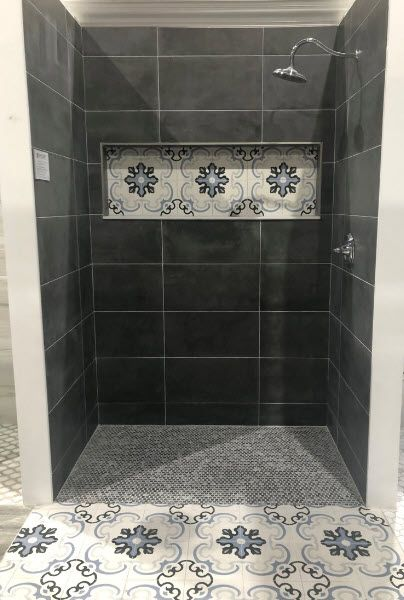 4 Decorative Tile Collections With