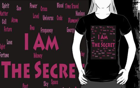 The Secret 02 T Shirt By Vampy Http Www Redbubble Com People