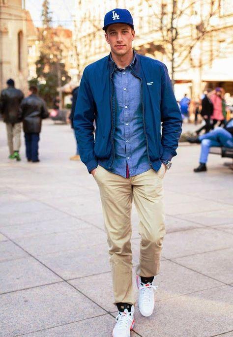 25 Urban Men's Casual Fashion Ideas To Wear