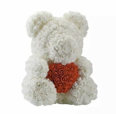 Bear of Roses Artificial Flowers Home Wedding Festival Cheap Wedding Decoration
