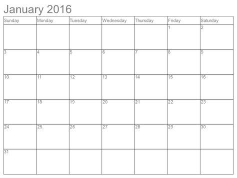 January 2017 Calendar Printable Template 3 For Kids Pinterest - julian calendar template