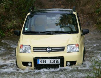 Fiat Panda 4×4 Climbing (169) '2004–09