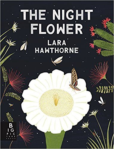 The Night Flower Amazon Co Uk Lara Hawthorne Night Flowers