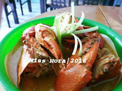 Resep Kepiting Kuah Santan Oleh Miss Nora Resep Resep Kepiting Kepiting Makanan Dan Minuman