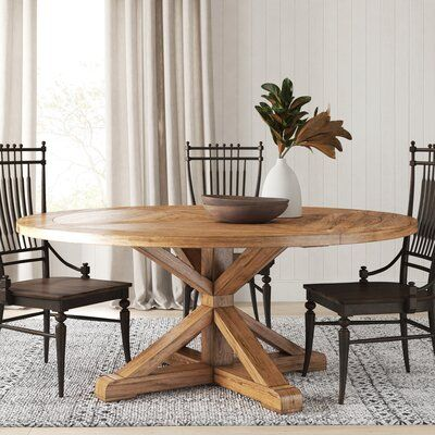 Williston Forge Peter Dining Table Size 30 H X 72 L X 72 W