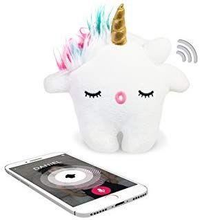 Amazon com: Toymail Talkie Unicorn Lets You Send Messages