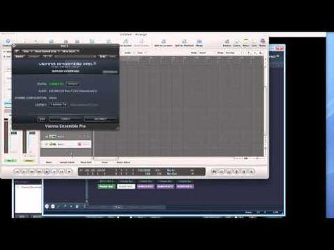 Vienna Ensemble Pro 5 Tutorial Setup Routing Youtube Vienna