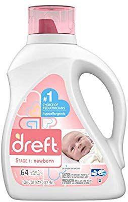 Amazon Com Dreft Stage 1 Newborn Hypoallergenic Liquid Baby