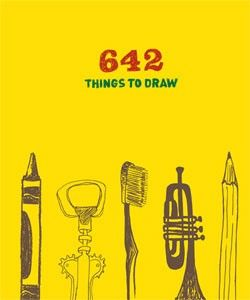 642 Things to Draw: sketching prompts