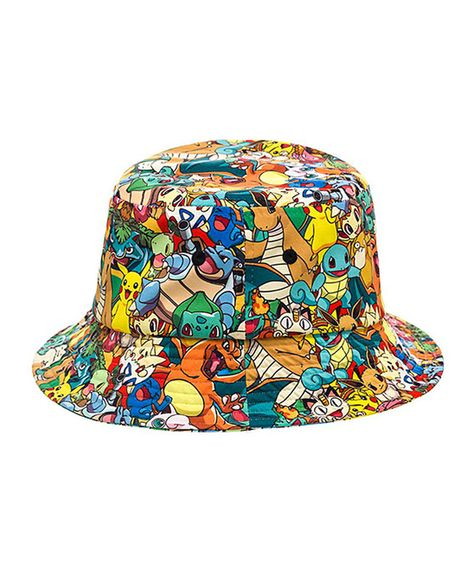 4a5be00e1ac Look at this Pokémon Allover Sublimated Bucket Hat - Adult on  zulily today!