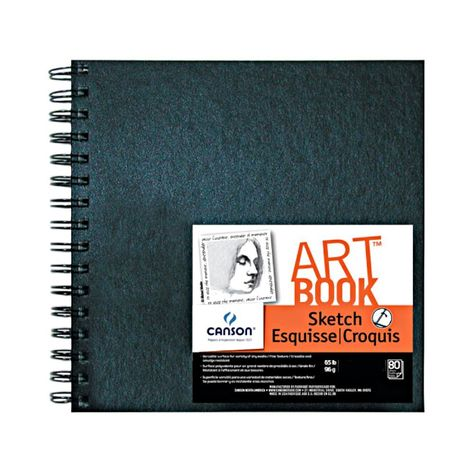ROSA 32 Pages Best Quality Art Sketchbook White Paper for Watercolours A5