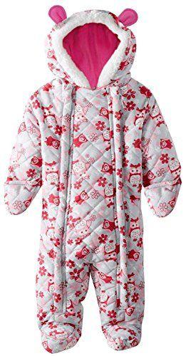 996d2a72a253 Carhartt Baby Girls  Camo Snowsuit QULT Taff Lined    Trust me