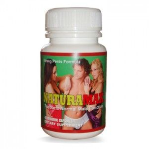 NaturaMax penis enlargement pills are sex booster that helps you achieve the desired satisfaction when making out by increasing the size of your penis and enhancing your libido and stamina.