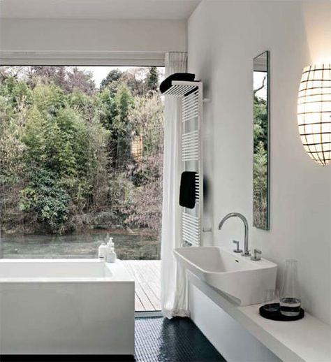 Termoarredo bagno dal design moderno n.08 | Bagni di design ...