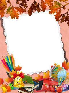 Gify I Obrazki Ramki Rozne Floral Painting Page Borders Design Colorful Borders Design