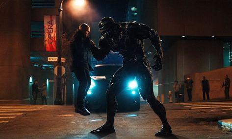 'Venom' Official Trailer 2   Cool Material