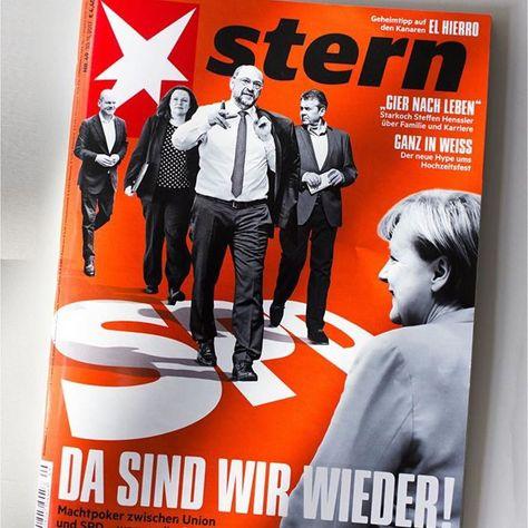 fotografie German weekly magazine @stern...