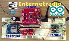 Pin Von Mustaq Gadiwale Auf Esp8266 In 2020 Diy Basteln Arduino Projekte Arduino