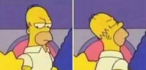 Homero Jum Meme | Memes de homero, Memes de homero simpson, Memes divertidos
