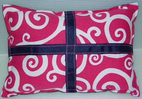 "14/"" Cushion Cover Funky 1950s Vintage Retro Style Pink Yellow Brown Blue 14 x 14"