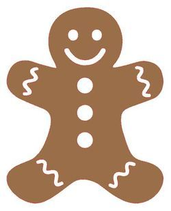 Le Petit Bonhomme En Pain D'épice : petit, bonhomme, d'épice, Noël