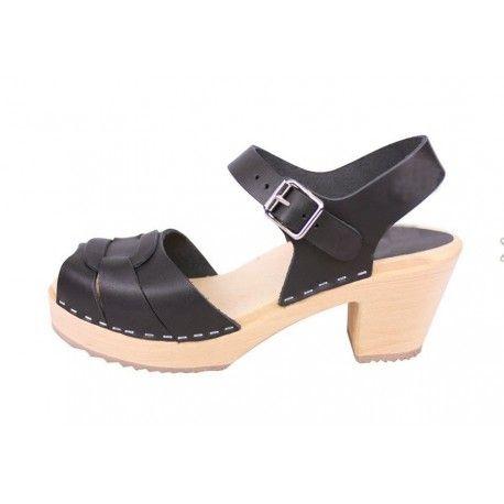 Débardeur Femme Peep Toe Slip On MID Espadrilles Compensées Mules Sandales Chaussures Taille