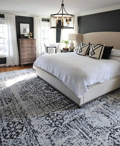 Modern Rugs Transforming Your Home Living Room Alive Is A New Concept That Is Arising Where Conte Master Bedrooms Decor Remodel Bedroom Master Bedroom Design