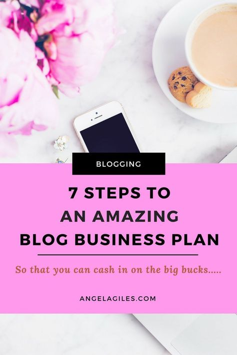 Make money with your blog through an amazing business plan not making enough money with your blog you need a blog business plan you can easily start with a blog buiness plan template click through to read our 7 flashek Image collections