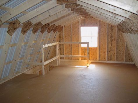 Two Story Garage Second Level Interior 2 Two Story Garage Shed Plans Shed Homes