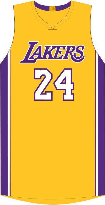 Kobe Bryant Jersey Page | Lakers, Jersey, Lakers logo