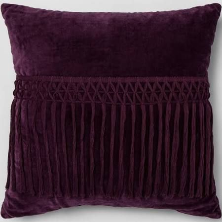 Deep Purple Throw Pillows Google Search Purple Throws Purple