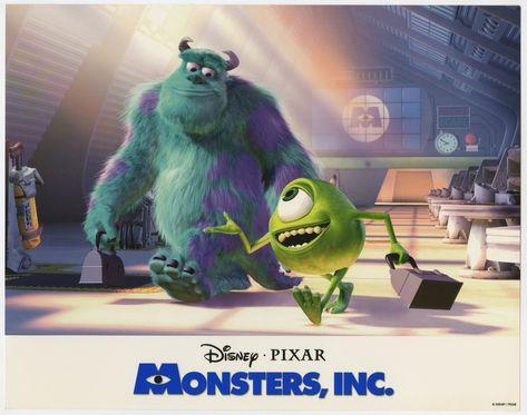 Monsters Inc - 2001
