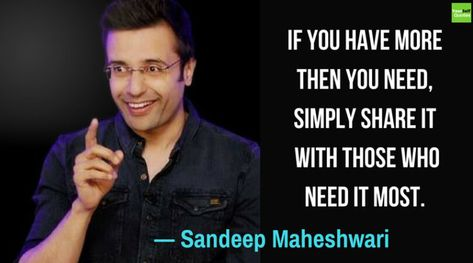 Where there is Love there is no Fear  – Sandeep Maheshwari