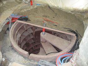 Choses Bues Une Cave A Vin Enterree Dans La Maison Helicave