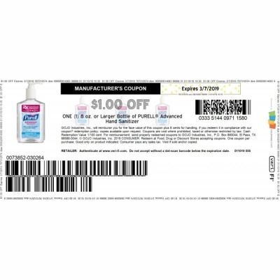 Purell Printable Coupon Printable Coupons Hand Sanitizer