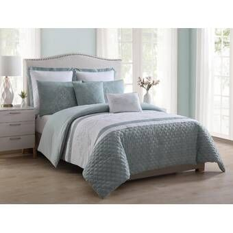 Ornelas Comforter Set Quilt Sets Bed Spreads Comforter Sets