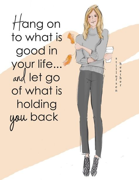 Hang on to what is good in your life. #quote #quotes #inspirationalquotes
